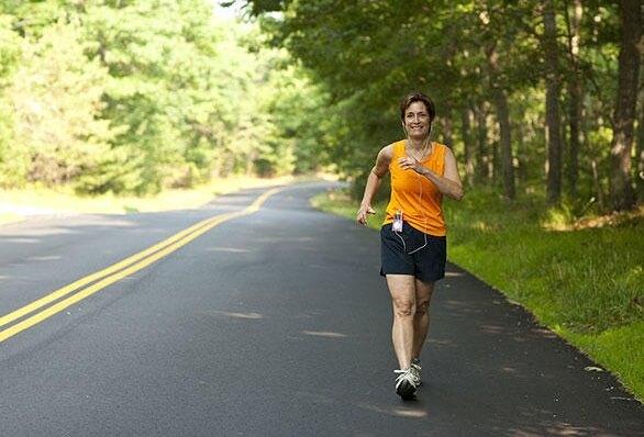 спортивная ходьба здоровье