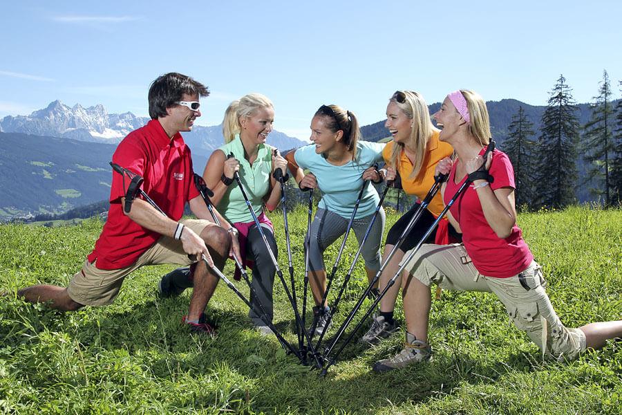 как правильно заниматься скандинавской ходьбой с палками
