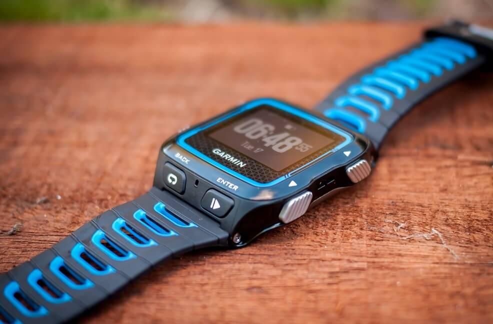 gps часы для бега