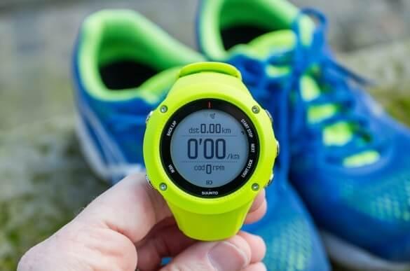 пульсометр на руку для бега