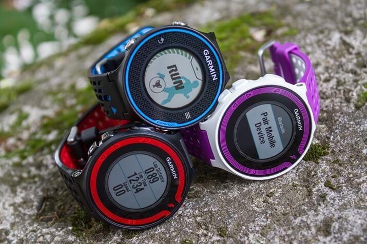 часы для бега с пульсометром
