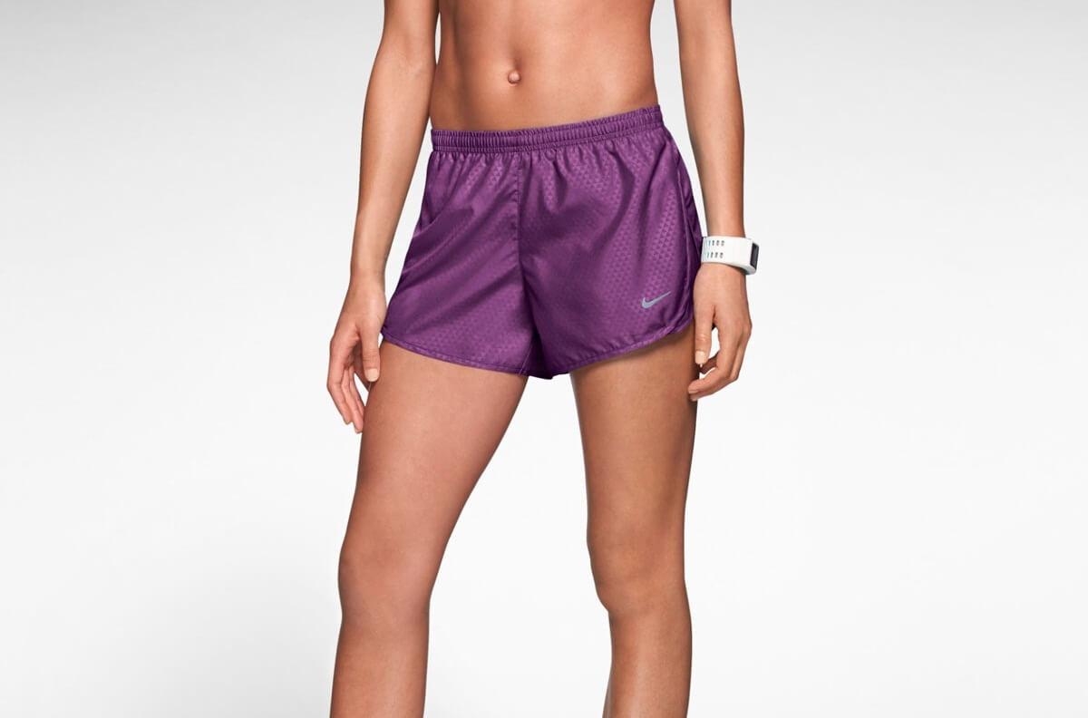 шорты для бега женские