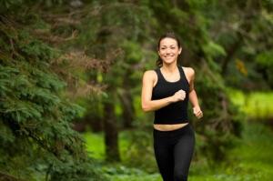 Бег для хорошего настроения