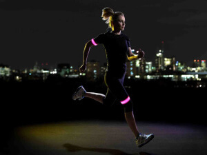безопасность вечерней пробежки