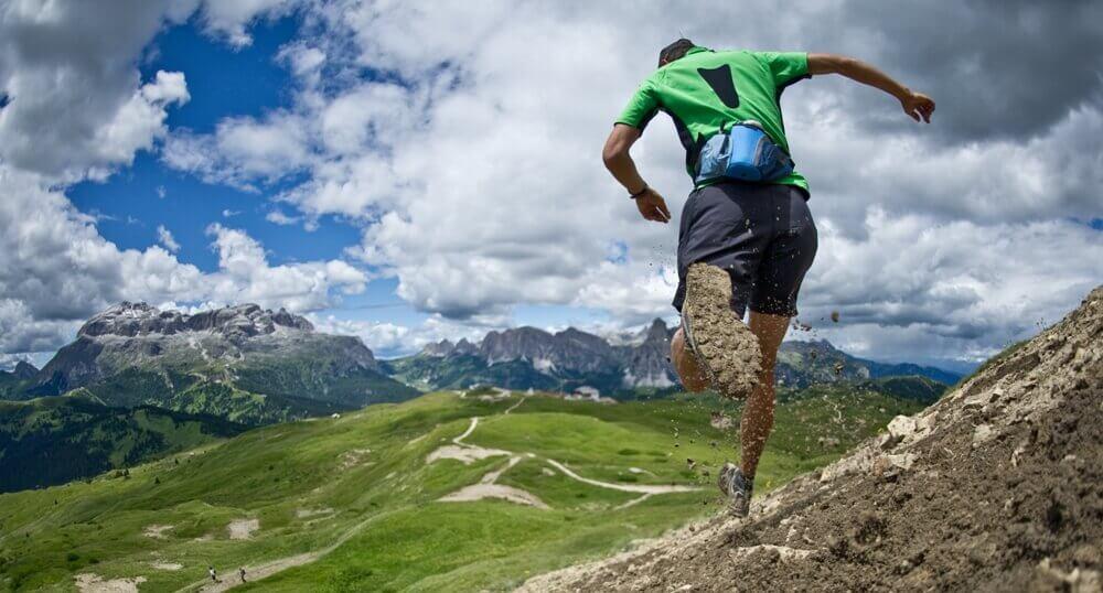 Кроссовки для бега по бездорожью