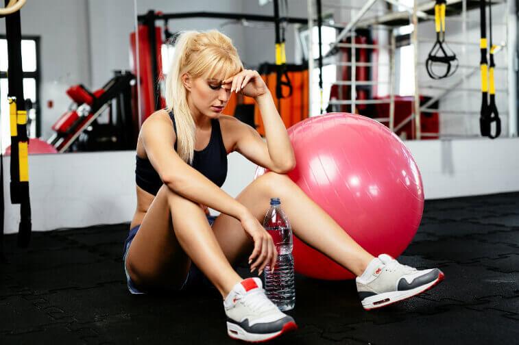 Можно ли заниматься спортом во время простуды