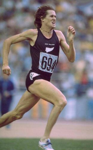 Рекорд бега на 1 км Джон Уокер