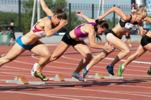 Как быстро бегать 100 метровку