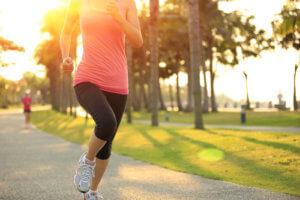 как бегать чтобы похудеть в животе