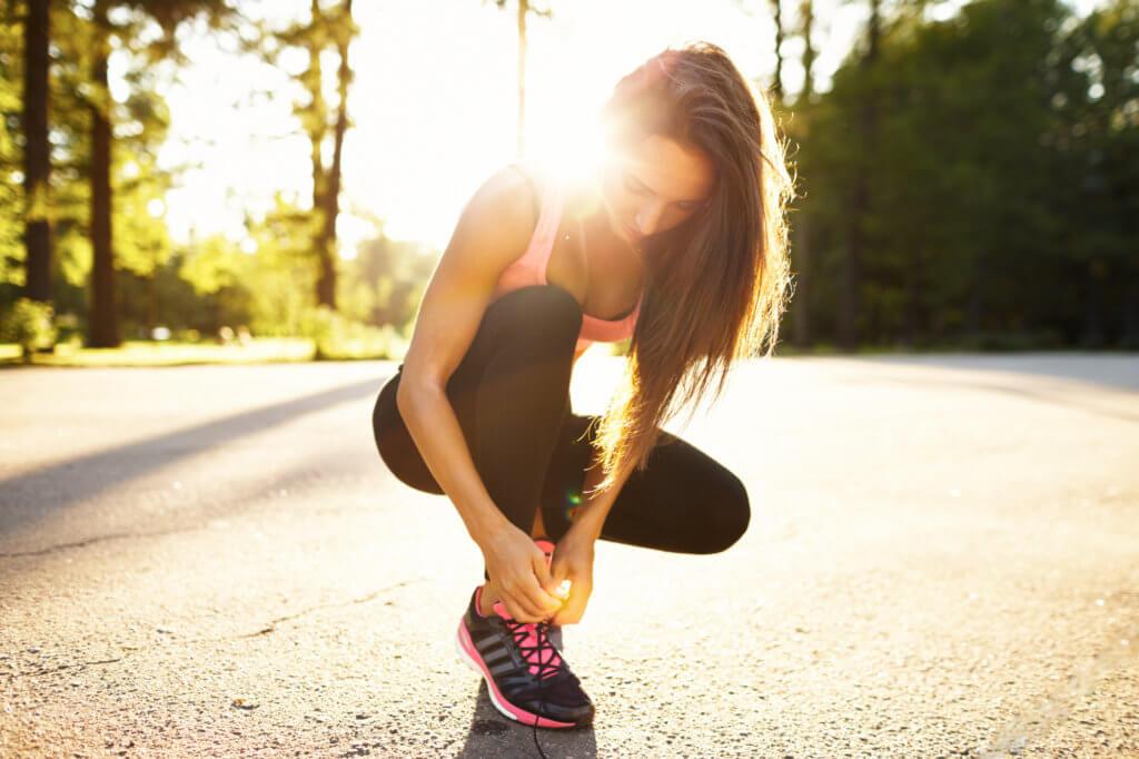 как надо начинать бегать