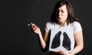 курить после бега
