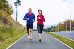 что такое бег на средние дистанции кросс