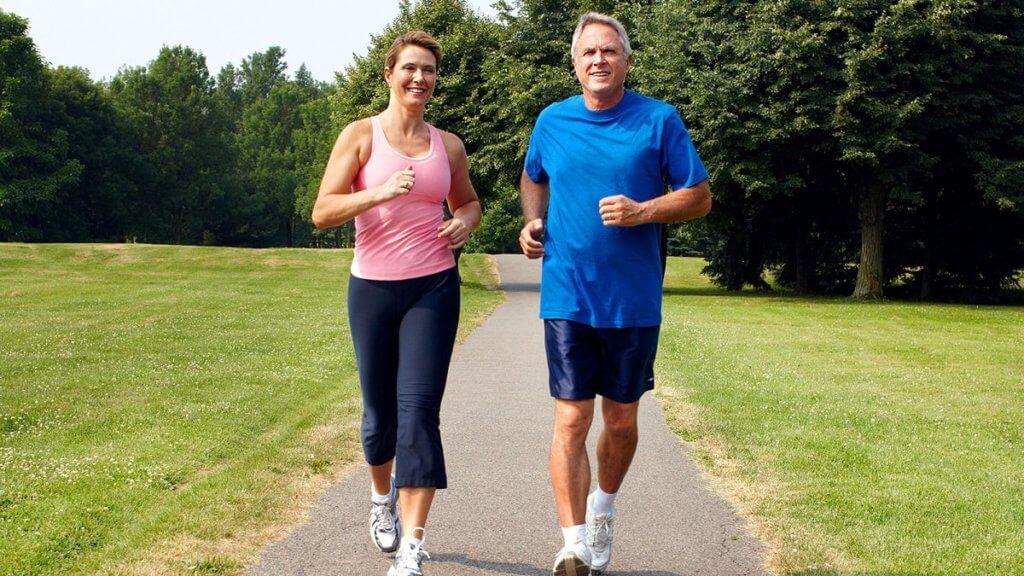 польза ходьбы и бега
