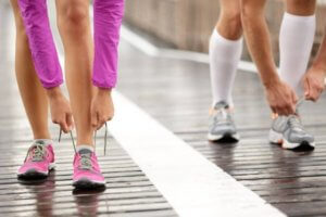 что полезнее бег или ходьба