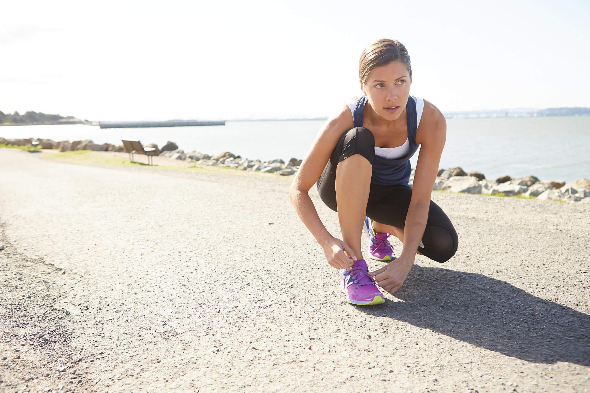 что делать если болят мышцы при беге