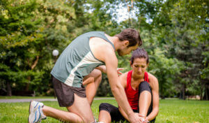 болят суставы ног после бега