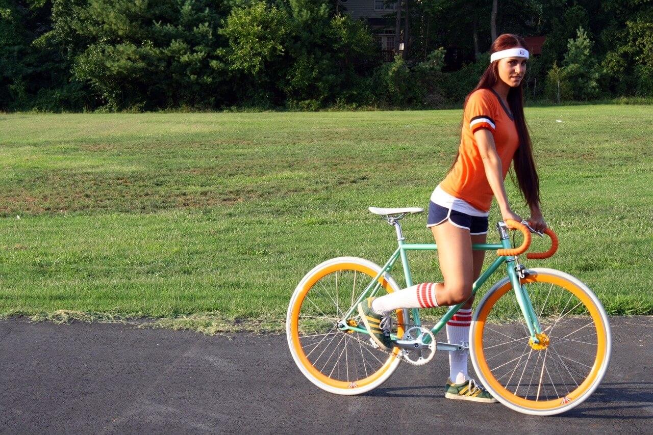 что лучше бег или велосипед