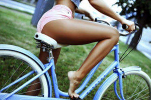 что эффективнее бег или велосипед
