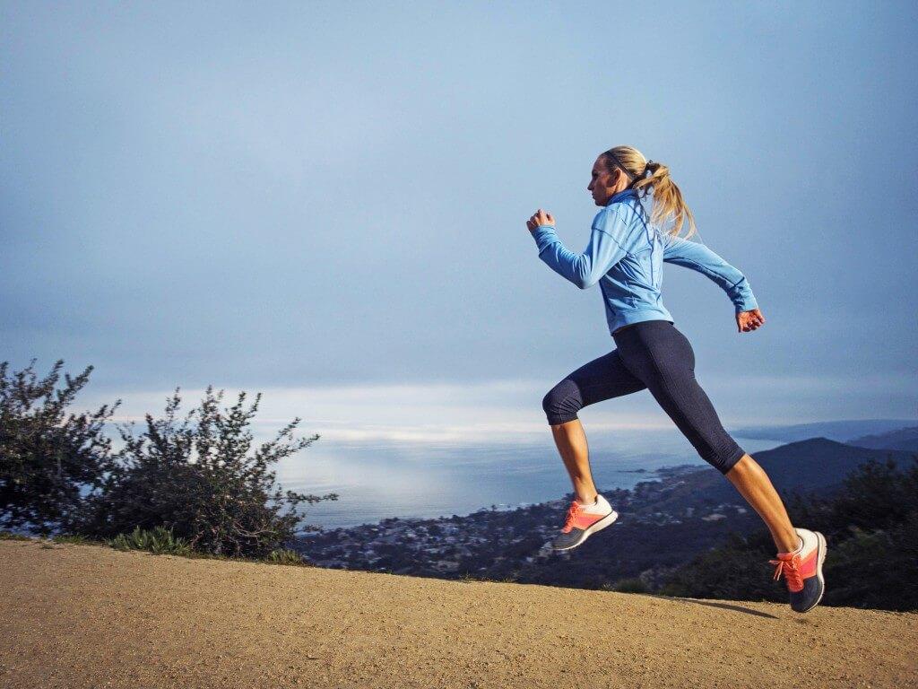 бег на голодный желудок утром