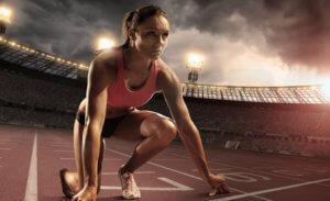 бег на 400 метров техника