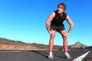 бег на 2 км техника выполнения