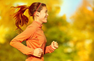 бег при стрессе