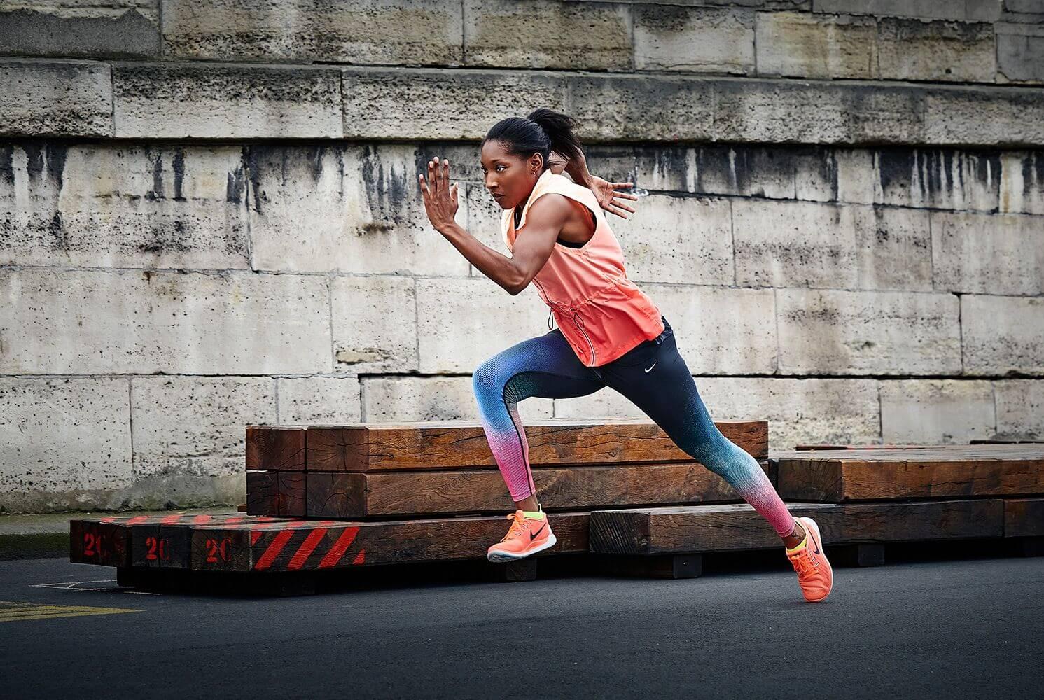 бег для сушки тела