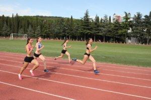 тренировки по бегу спринт