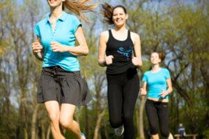 беговые виды спорта