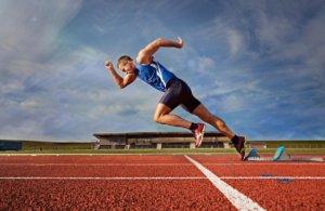 обучение спринтерскому бегу