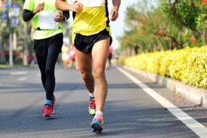 марафонский бег соревнования