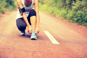 техника марафонского бега