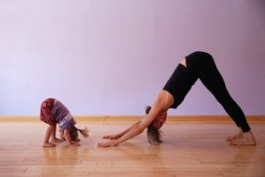 йога для бега