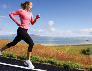 интервальный бег и питание