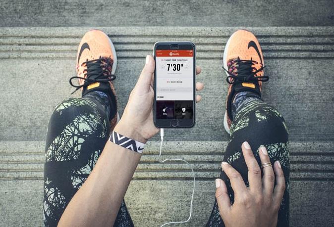 бесплатное приложение для бега