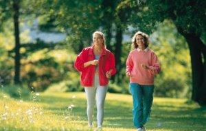 упражнение быстрая ходьба
