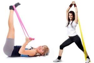 резинки для тренировок