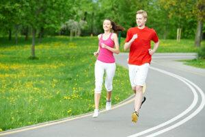 бег полезные советы