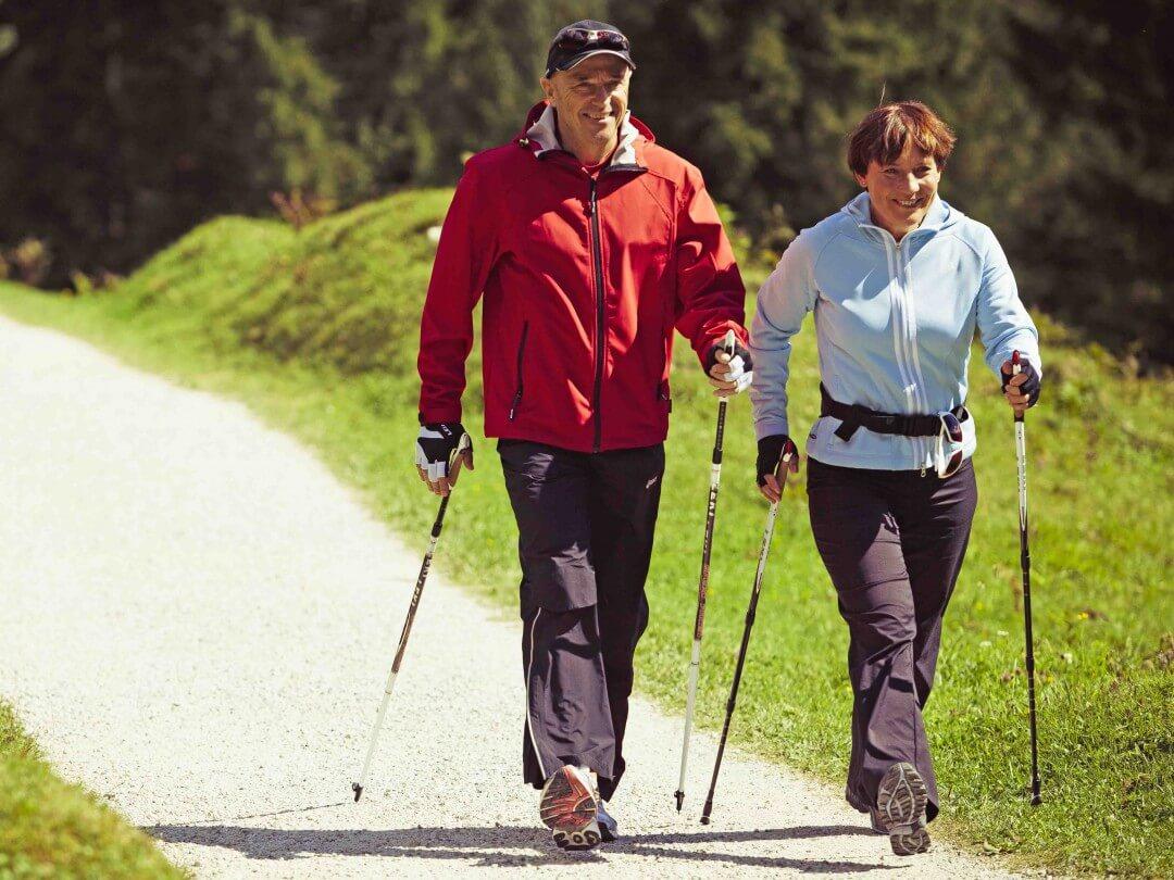 шведская ходьба с палками противопоказания