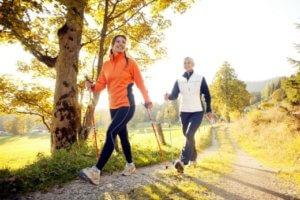скандинавская ходьба с палками инструкция