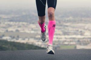 компрессионные носки для бега