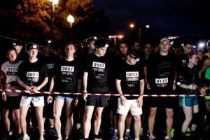 марафон забег москва