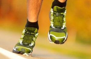 правильная быстрая ходьба