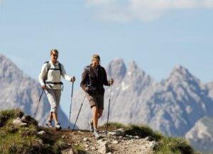 ходьба в гору мышцы