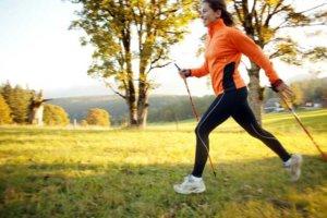 как подобрать высоту палок для скандинавской ходьбы