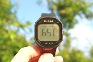 часы для бега с gps и пульсометром