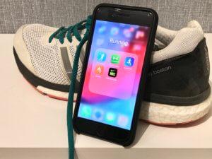 Айфон для бега