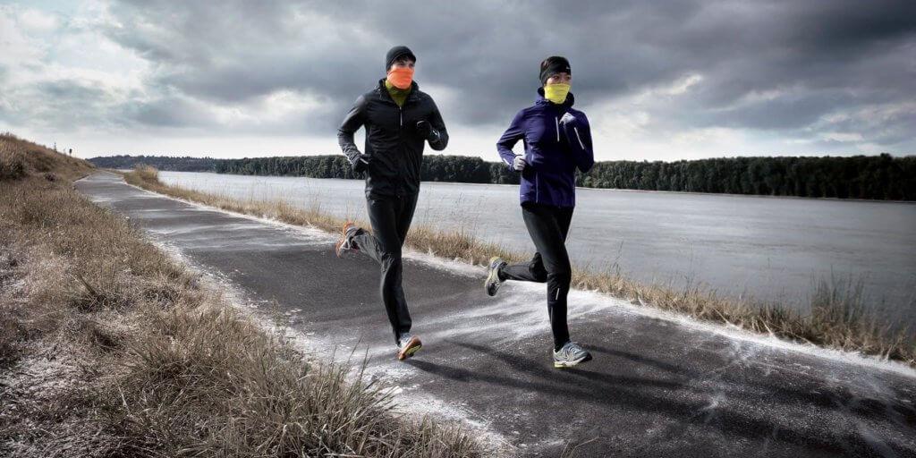 Экипировка для бега зимой