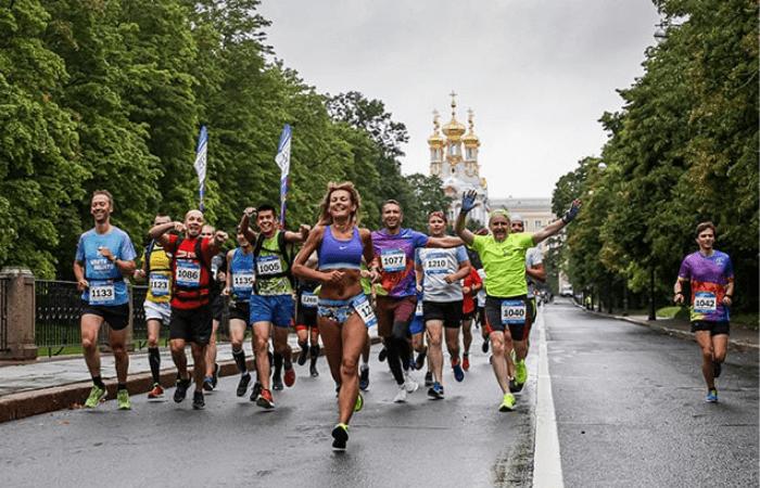 марафон в россии в 2021