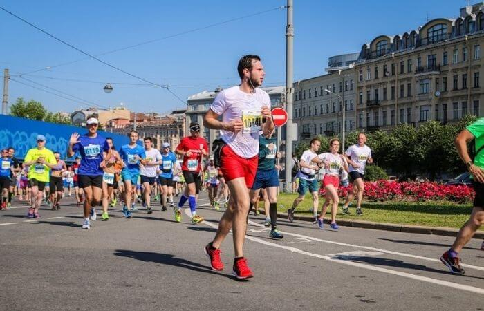 белые ночи марафон 2021